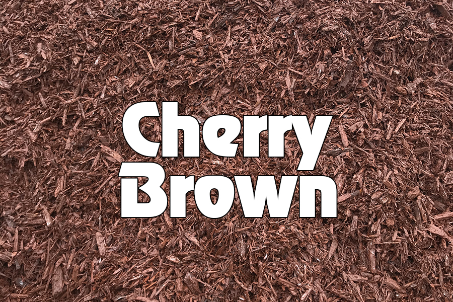 Kachur Tree Service - Cherry Brown Mulch