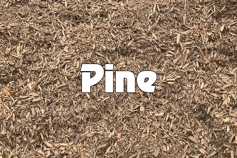 Kachur Tree Service - Pine Mulch