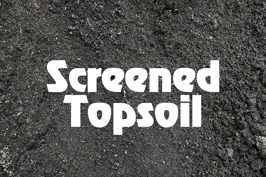 Kachur Tree Service - Screened Topsoil