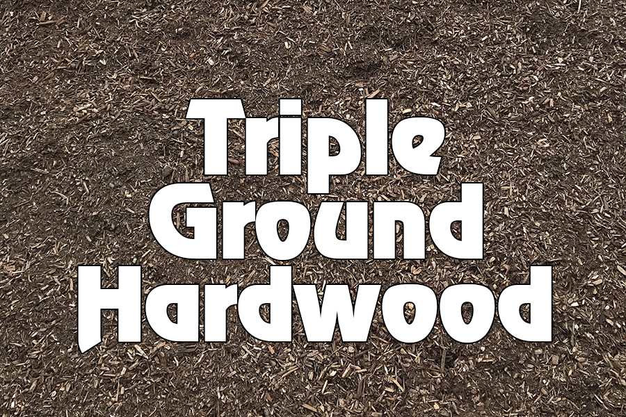 Kachur Tree Service - Triple Ground Hardwood Mulch